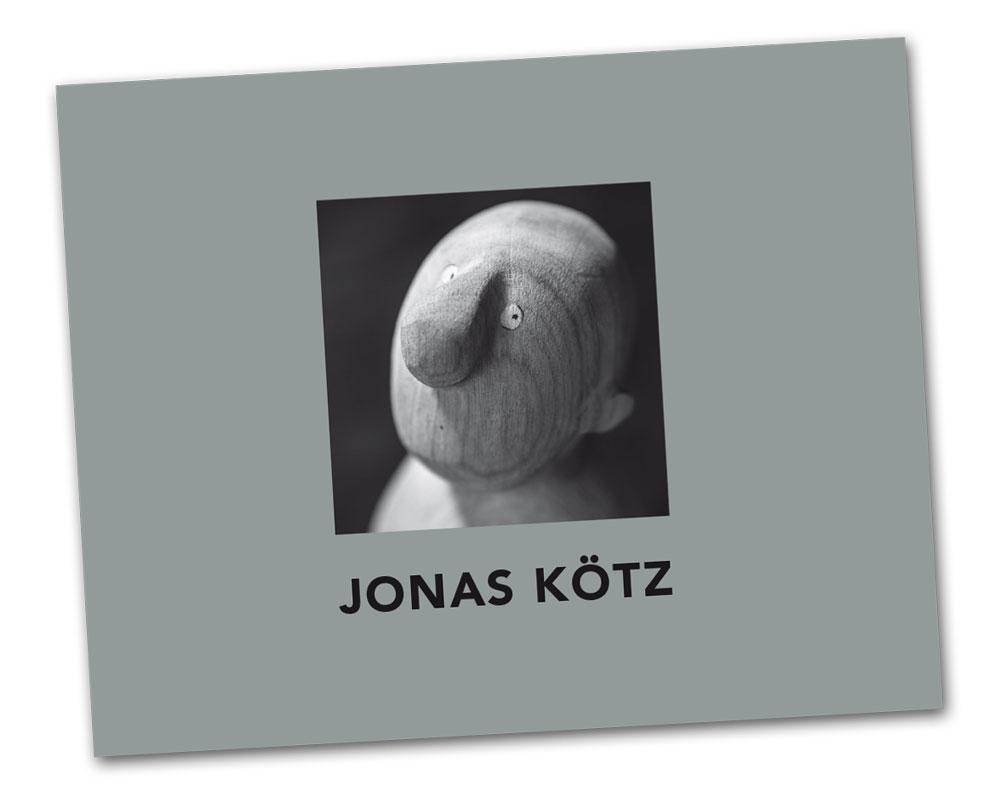 Jonas Kötz, Katalog